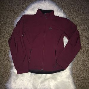 Maroon colored Nike ACG jacket size Small